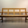 Mark Lutyens Bench Front view thumbnail