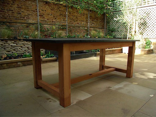 slate table design london