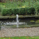 water jet in pool london garden thumbnail