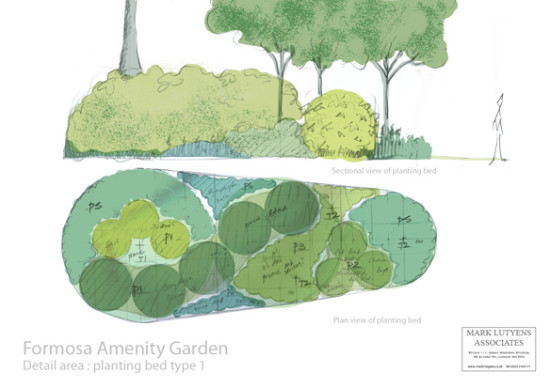 formosa amenity garden plan