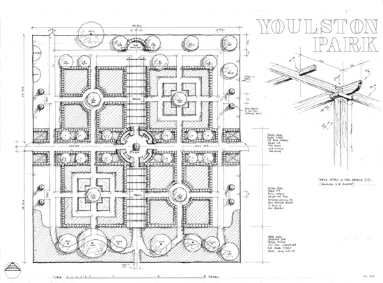 Youlston Park plan