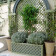 trellis feature with planters in St john's Wood thumbnail