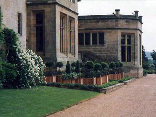 cowdray estate garden design