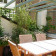 table and chairs on London Roof garden thumbnail