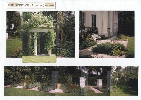 Doric Villa after
