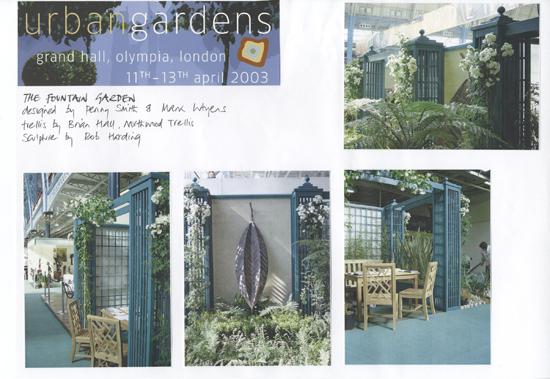 Urban Gardens Show Olympia