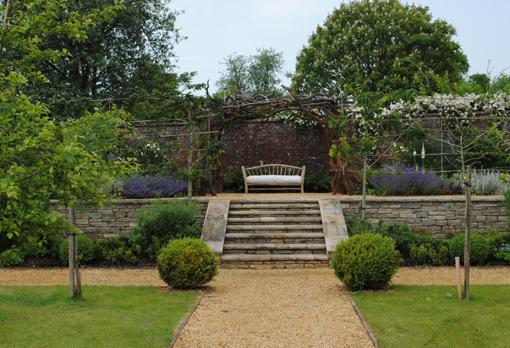 Clarendon Park purbeck steps bower