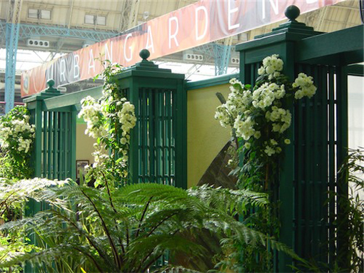 urban gardens show london
