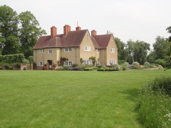 The Cottage, main garden