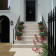portland stone steps with planted pots london thumbnail